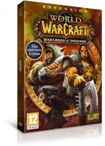World of Warcraft: Warlords of Draenor per PC Windows