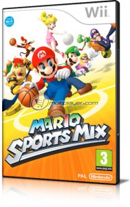 Mario Sports Mix per Nintendo Wii
