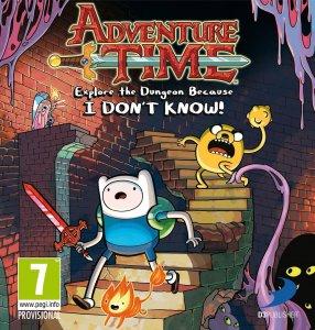 Adventure Time: Esplora i sotterranei perché... MA CHE NE SO! per PC Windows