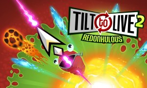 Tilt to Live 2: Redonkulous per iPad