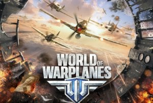World of Warplanes per PC Windows