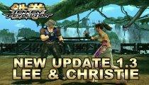 Tekken Revolution - Il trailer di Lee e Christie