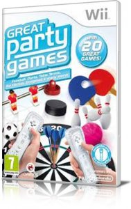 Great Party Games  per Nintendo Wii