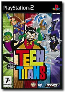 Teen Titans per PlayStation 2