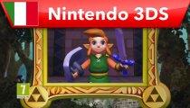 The Legend of Zelda: A Link Between Worlds - Spot italiano del gameplay