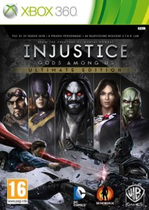 Injustice: Gods Among Us - Ultimate Edition per Xbox 360