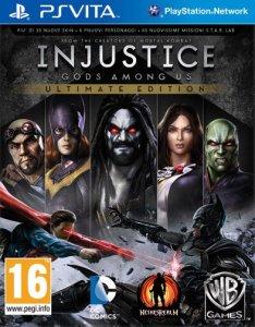 Injustice: Gods Among Us - Ultimate Edition per PlayStation Vita