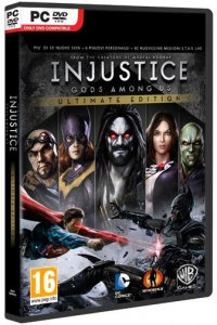Injustice: Gods Among Us - Ultimate Edition per PC Windows