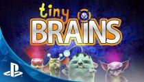 Tiny Brains - Trailer della versione PlayStation 4