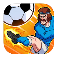 Flick Kick Football Legends per iPhone