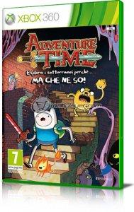 Adventure Time: Esplora i sotterranei perché... MA CHE NE SO! per Xbox 360
