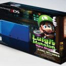 In America arriva il bundle di Nintendo 3DS blu con Luigi's Mansion