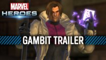 Marvel Heroes - Trailer di Gambit