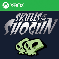 Skulls of the Shogun per Windows Phone