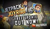 Jetpack Joyride - Video dell'aggiornamento 1.6