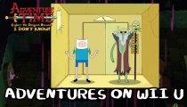 Adventure Time: Esplora i sotterranei perché... MA CHE NE SO! - Trailer della versione Wii U
