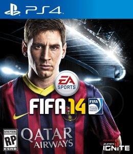FIFA 14 per PlayStation 4