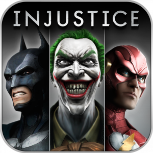 Injustice: Gods Among Us per Android