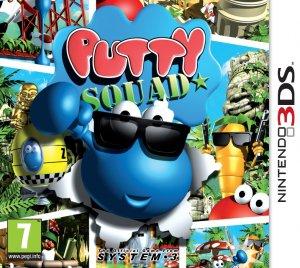 Putty Squad per Nintendo 3DS