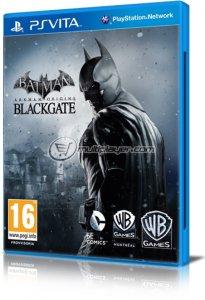 Batman: Arkham Origins Blackgate per PlayStation Vita