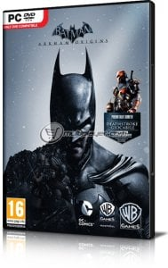 Batman: Arkham Origins per PC Windows