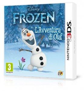 Frozen: L'Avventura di Olaf per Nintendo 3DS