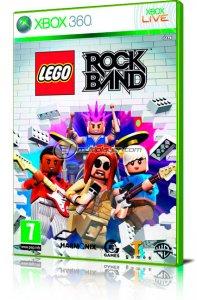 LEGO Rock Band per Xbox 360