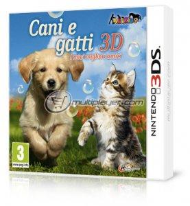 Cani e gatti 3D - I miei migliori amici per Nintendo 3DS