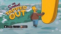The Simpsons: Tapped Out - Video dell'aggiornamento natalizio