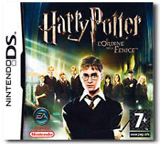Harry Potter e l\'Ordine della Fenice per Nintendo DS