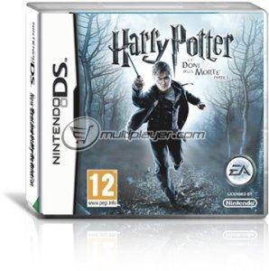 Harry Potter e i Doni della Morte - Parte 1 per Nintendo DS