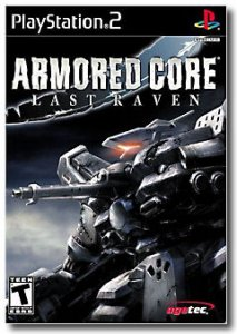 Armored Core: Last Raven per PlayStation 2