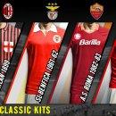 Nuove divise gratuite per Pro Evolution Soccer 2014