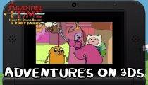 Adventure Time: Esplora i sotterranei perché... MA CHE NE SO! - Trailer della versione Nintendo 3DS