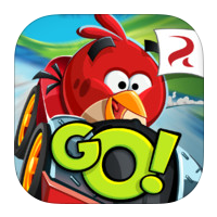 Angry Birds Go! per iPhone