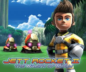 Jett Rocket 2 per Nintendo 3DS
