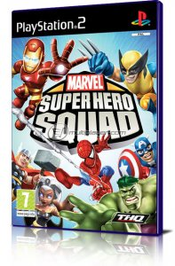 Marvel Super Hero Squad per PlayStation 2