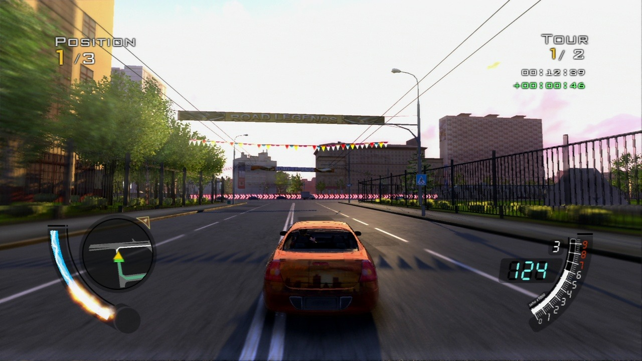 anarchy rush hour pc