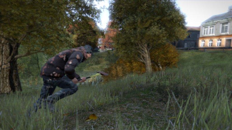 L'idea di portare DayZ su PlayStation 4 e Xbox One non è ancora tramontata del tutto