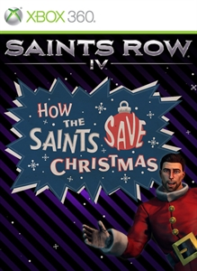 Saints Row IV - How the Saints Save Christmas per Xbox 360