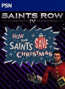 Saints Row IV - How the Saints Save Christmas per PlayStation 3