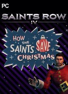 Saints Row IV - How the Saints Save Christmas per PC Windows