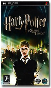 Harry Potter e l\'Ordine della Fenice per PlayStation Portable