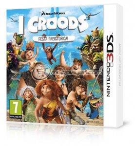 I Croods: Festa Preistorica! per Nintendo 3DS