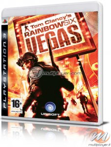 Tom Clancy's Rainbow Six: Vegas per PlayStation 3