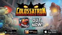 Colossatron: Massive World Threat - Trailer di lancio