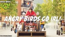 Angry Birds Go! - Corse pazze... nella vita reale