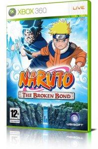 Naruto: The Broken Bond per Xbox 360