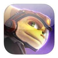Ratchet & Clank: Before the Nexus per iPhone
