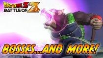 Dragon Ball Z: Battle of Z - Trailer dei boss